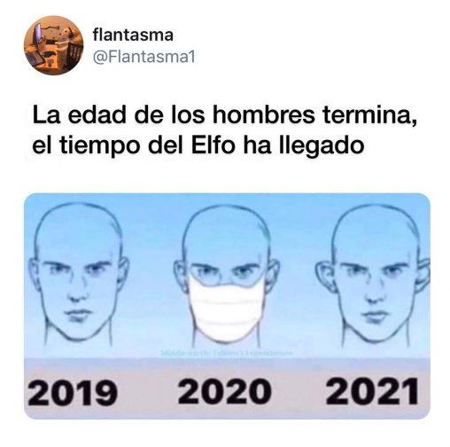 meme 2021 mascarillas