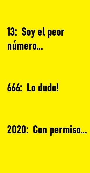 meme numeros